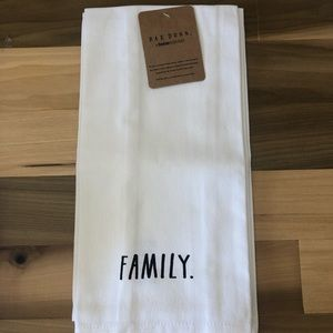 Rae Dunn Towels Friends/Family